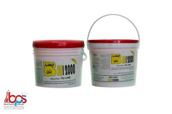BSA12000 Concrete adhesive