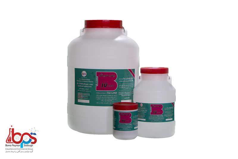 محصولات صنایع شیمیایی برنا تحت عنوان محصول چسب سوپر شل