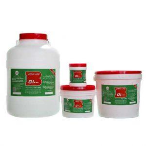 محصولات صنایع شیمیایی برنا تحت عنوان محصول چسب برنا چسب صحافی
